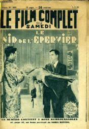 Le Film Complet Du Samedi N° 929 - 9eme Annee - Le Nid De L'Epervier - Couverture - Format classique