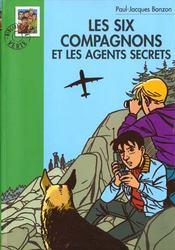 Les six compagnons - t12 - les six compagnons 12 - les six compagnons et les agents secrets - Intérieur - Format classique