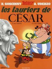 Astérix T.18 ; les lauriers de César - Intérieur - Format classique
