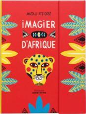 Imagier d'Afrique - Couverture - Format classique