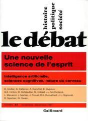 Revue Le Débat N.47 - Couverture - Format classique
