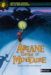 Ariane contre le Minotaure - Couverture - Format classique