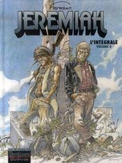 Jeremiah ; INTEGRALE VOL.4 ; T.13 A T.16 - Intérieur - Format classique