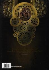 Merlin T.9 ; le secret du codex - 4ème de couverture - Format classique