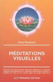 Meditations visuelles - Couverture - Format classique