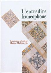 L'entredire francophone - Couverture - Format classique