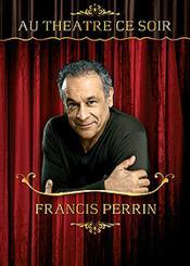 Francis Perrin - Coffret - Au Théâtre Ce Soir - Couverture - Format classique