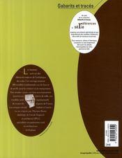 180 modèles de lucarnes ; bois, pierre, brique ; les outeaux et les lucarnes rampantes - 4ème de couverture - Format classique