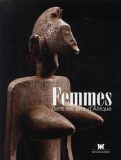 Les femmes dans les arts d'Afrique - Couverture - Format classique