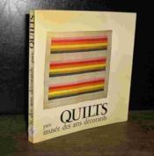 Quilts - Couverture - Format classique