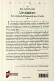 Les catharismes ; modèles dissidents du christianisme médiéval (XII-XIII siècles) - Couverture - Format classique