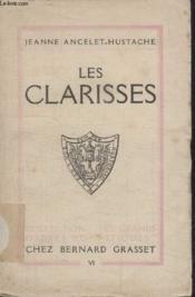 Les Clarisses. - Couverture - Format classique