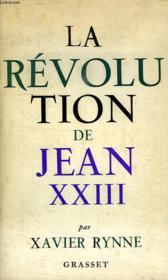 La Revolution De Jean Xxiii. - Couverture - Format classique