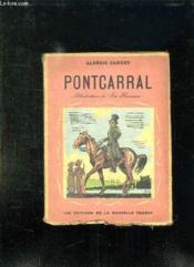 Pontcarral. - Couverture - Format classique