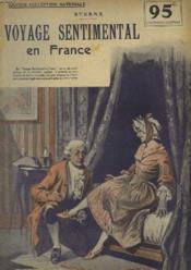 Voyage Sentimaental En France - Couverture - Format classique