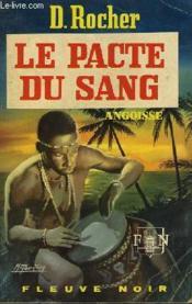 La Pacte Du Sang - Couverture - Format classique