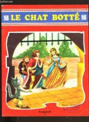 Le Chat Botte. - Couverture - Format classique