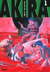 Akira t.1 - Couverture - Format classique