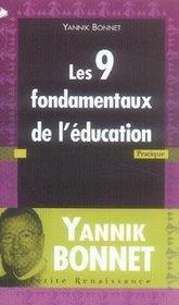 Les neuf fondamentaux de l'éducation - Intérieur - Format classique