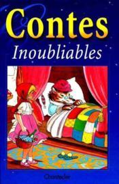 Contes Inoubliables - Couverture - Format classique