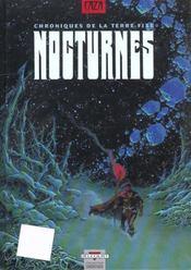 Chroniques de la terre fixe ; nocturnes - Intérieur - Format classique