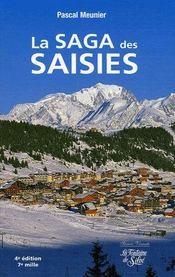 La saga des saisies (édition 2007) - Intérieur - Format classique