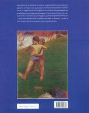 Gauguin et les nabis - 4ème de couverture - Format classique