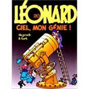 Leonard ancienne edition - t20 - ciel mon genie ! - Couverture - Format classique