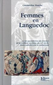 Femmes en languedoc - Couverture - Format classique