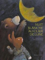 Nuit blanche au clair de lune - Intérieur - Format classique