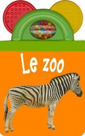 Le zoo - Couverture - Format classique