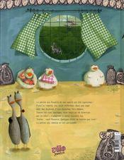 Roselle, la petite oie rebelle - 4ème de couverture - Format classique