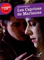 Les caprices de Marianne - Couverture - Format classique