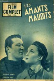 Tous Les Jeudis - Film Complet N° 357 - Les Amants Maudits - Couverture - Format classique