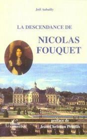 La descendance de Nicolas Fouquet - Intérieur - Format classique