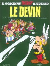 Astérix T.19 ; le devin - Intérieur - Format classique