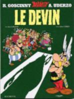 Astérix T.19 ; le devin - Couverture - Format classique