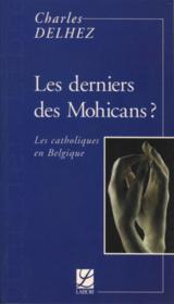Les Derniers Des Mohicans - Couverture - Format classique