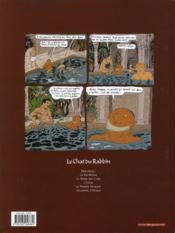 Le chat du rabbin T.5 ; Jérusalem d'Afrique - 4ème de couverture - Format classique