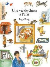 Une vie de chien a paris - Intérieur - Format classique
