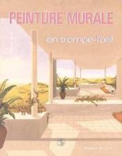 Peinture Murale En Trompe-L'Oeil - Couverture - Format classique