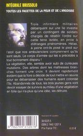 Integrale 17 La Croix De Sang T02 - 4ème de couverture - Format classique