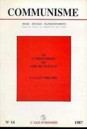 C14 Communisme 1987 - Couverture - Format classique