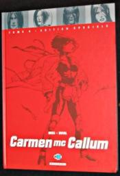 Carmen Mc Callum T.6 ; le sixieme doigt du Pendjab - Couverture - Format classique