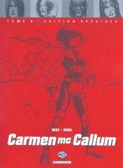 Carmen Mc Callum T.6 ; le sixieme doigt du Pendjab - Intérieur - Format classique