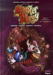 Monster allergy t.17 ; le retour des dompteurs - Intérieur - Format classique