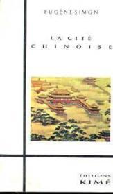 Cité chinoise - Couverture - Format classique