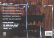 Plus Extraordinaires Histoires D'Animaux - 4ème de couverture - Format classique