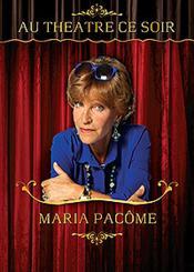 Maria Pacôme - Coffret - Au Théâtre Ce Soir - Couverture - Format classique