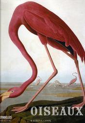 Oiseaux - Couverture - Format classique